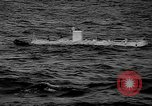 Image of bathyscaphe Trieste Pacific Ocean, 1960, second 10 stock footage video 65675056200