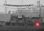 Image of wives Yokohama Japan, 1946, second 8 stock footage video 65675056210