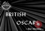 Image of British National Film Awards London England United Kingdom, 1946, second 2 stock footage video 65675056212