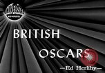 Image of British National Film Awards London England United Kingdom, 1946, second 5 stock footage video 65675056212