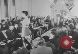 Image of sportswear fashion show United Kingdom, 1952, second 7 stock footage video 65675056218