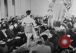 Image of sportswear fashion show United Kingdom, 1952, second 9 stock footage video 65675056218