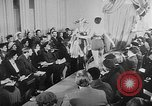 Image of sportswear fashion show United Kingdom, 1952, second 11 stock footage video 65675056218