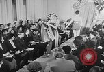 Image of sportswear fashion show United Kingdom, 1952, second 12 stock footage video 65675056218