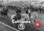Image of rodeo competition Palm Springs California USA, 1952, second 7 stock footage video 65675056219
