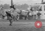 Image of rodeo competition Palm Springs California USA, 1952, second 11 stock footage video 65675056219