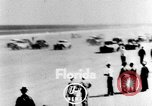 Image of stock car race Daytona Beach Florida USA, 1952, second 1 stock footage video 65675056220