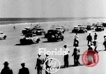 Image of stock car race Daytona Beach Florida USA, 1952, second 2 stock footage video 65675056220