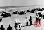 Image of stock car race Daytona Beach Florida USA, 1952, second 3 stock footage video 65675056220