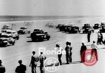 Image of stock car race Daytona Beach Florida USA, 1952, second 4 stock footage video 65675056220