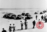 Image of stock car race Daytona Beach Florida USA, 1952, second 5 stock footage video 65675056220