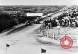 Image of stock car race Daytona Beach Florida USA, 1952, second 8 stock footage video 65675056220
