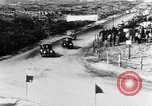 Image of stock car race Daytona Beach Florida USA, 1952, second 9 stock footage video 65675056220