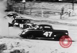 Image of stock car race Daytona Beach Florida USA, 1952, second 11 stock footage video 65675056220