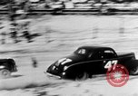 Image of stock car race Daytona Beach Florida USA, 1952, second 12 stock footage video 65675056220