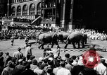 Image of circus show New York City USA, 1957, second 5 stock footage video 65675056223