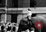 Image of circus show New York City USA, 1957, second 10 stock footage video 65675056223