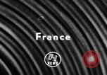 Image of stock car racing France, 1957, second 2 stock footage video 65675056227