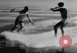 Image of water ski show Florida United States USA, 1957, second 12 stock footage video 65675056228