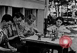Image of handicraft arts United States USA, 1935, second 5 stock footage video 65675056234