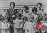 Image of children at school United States USA, 1935, second 4 stock footage video 65675056244