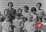 Image of children at school United States USA, 1935, second 5 stock footage video 65675056244