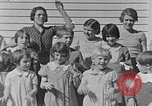 Image of children at school United States USA, 1935, second 6 stock footage video 65675056244