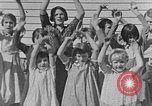 Image of children at school United States USA, 1935, second 9 stock footage video 65675056244