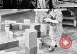 Image of children at nursery school United States USA, 1935, second 1 stock footage video 65675056245