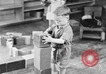 Image of children at nursery school United States USA, 1935, second 3 stock footage video 65675056245