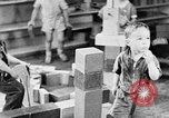 Image of children at nursery school United States USA, 1935, second 11 stock footage video 65675056245