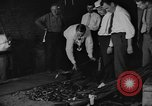 Image of used weapons Chicago Illinois USA, 1938, second 11 stock footage video 65675056256