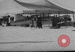 Image of 347 miles per hour by a car Bonneville Salt Flats Utah USA, 1938, second 5 stock footage video 65675056265