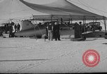 Image of 347 miles per hour by a car Bonneville Salt Flats Utah USA, 1938, second 6 stock footage video 65675056265