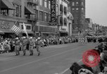 Image of Veterans Day celebrations Ottumwa Iowa USA, 1958, second 3 stock footage video 65675056277
