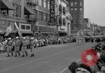Image of Veterans Day celebrations Ottumwa Iowa USA, 1958, second 4 stock footage video 65675056277