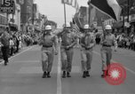 Image of Veterans Day celebrations Ottumwa Iowa USA, 1958, second 5 stock footage video 65675056277