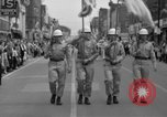 Image of Veterans Day celebrations Ottumwa Iowa USA, 1958, second 6 stock footage video 65675056277