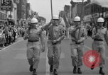 Image of Veterans Day celebrations Ottumwa Iowa USA, 1958, second 7 stock footage video 65675056277