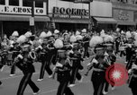Image of Veterans Day celebrations Ottumwa Iowa USA, 1958, second 9 stock footage video 65675056277