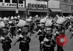 Image of Veterans Day celebrations Ottumwa Iowa USA, 1958, second 10 stock footage video 65675056277