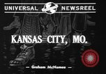 Image of donation to needy Kansas City Missouri USA, 1940, second 3 stock footage video 65675056283