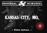 Image of donation to needy Kansas City Missouri USA, 1940, second 4 stock footage video 65675056283