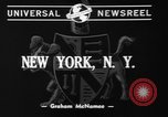 Image of nine mascot pups New York United States USA, 1940, second 4 stock footage video 65675056285