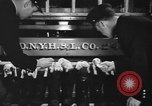 Image of nine mascot pups New York United States USA, 1940, second 8 stock footage video 65675056285