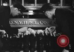 Image of nine mascot pups New York United States USA, 1940, second 10 stock footage video 65675056285