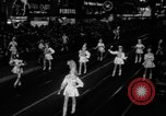 Image of Christmas parade Hollywood Los Angeles California USA, 1940, second 9 stock footage video 65675056286
