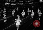 Image of Christmas parade Hollywood Los Angeles California USA, 1940, second 10 stock footage video 65675056286