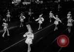 Image of Christmas parade Hollywood Los Angeles California USA, 1940, second 11 stock footage video 65675056286