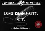 Image of little sister dolls Long Island New York USA, 1940, second 3 stock footage video 65675056287
